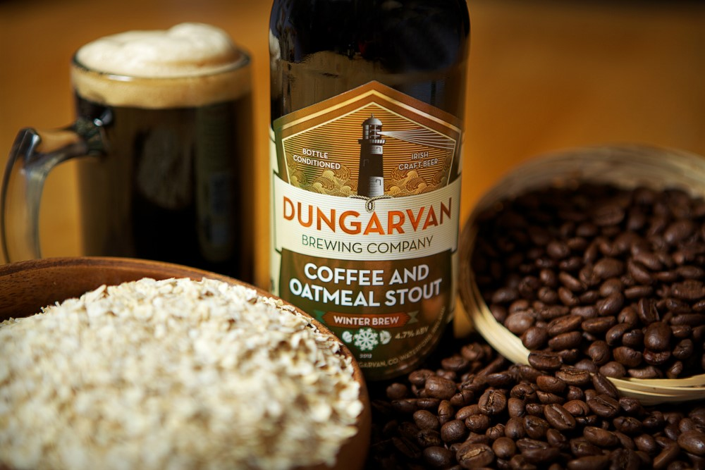 Dungarvan Brewing Co, Coffee & Oatmeal Stout.