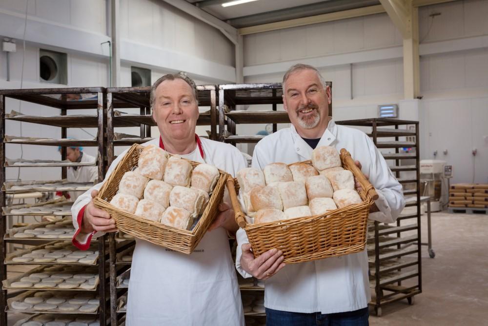 Michael & Dermot Walsh, Walsh's Bakehouse, Waterford.